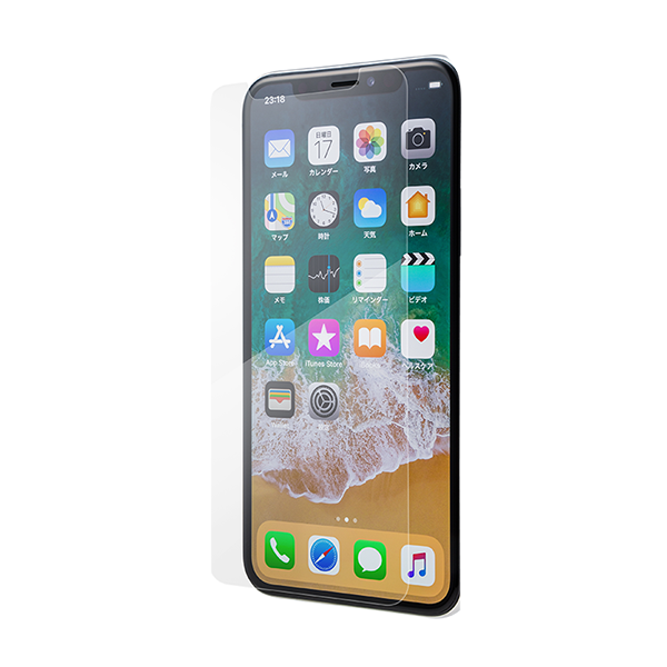 GRAMAS Protection Glass Normal For iPhone XS(X)| XR| XS Max 0.33mm Asahi Glass